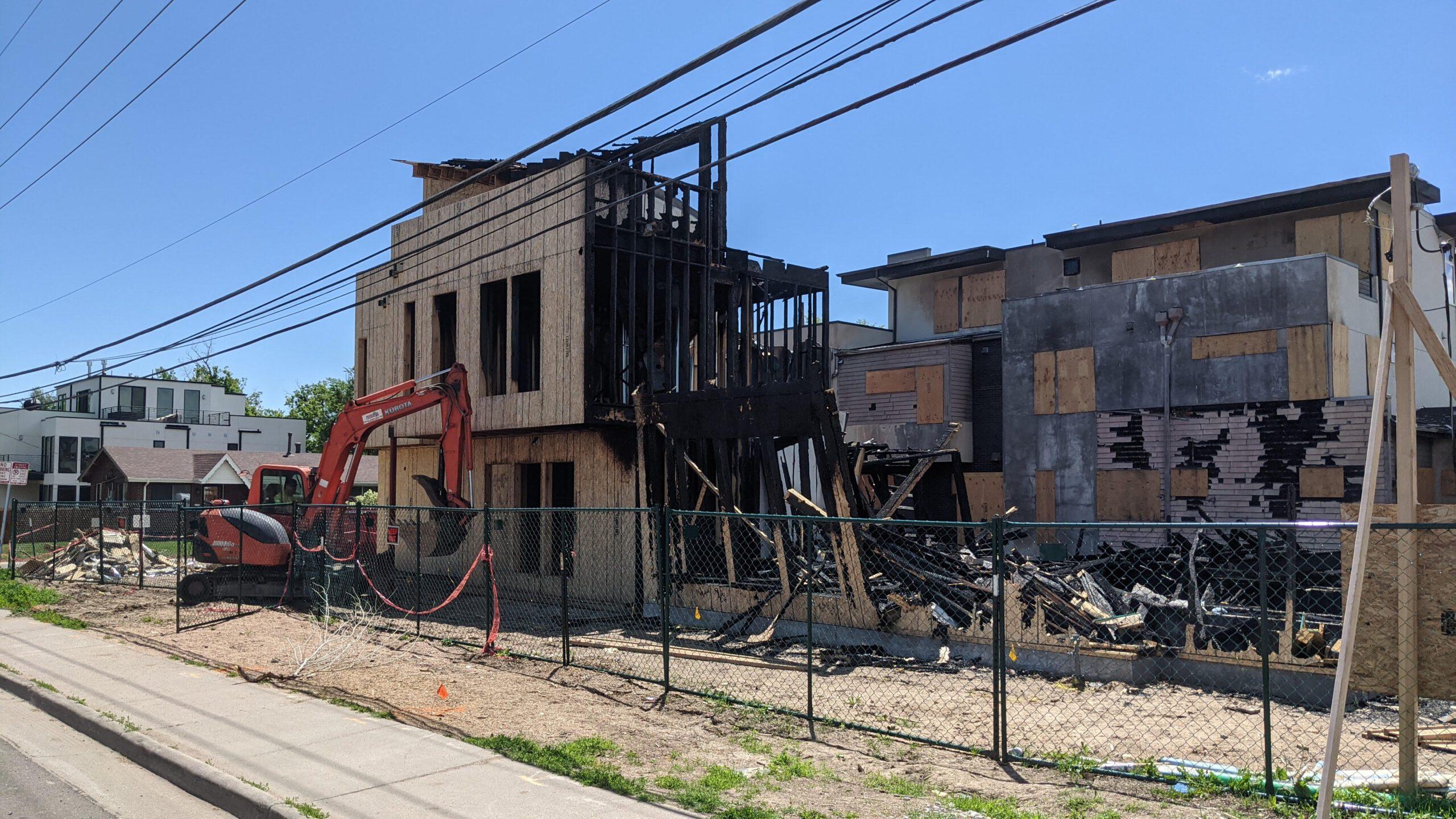 Emergency Demolition